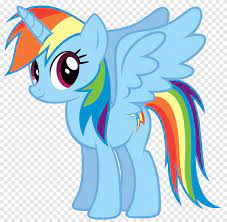 Rainbow Dash Pinkie Pie Twilight Sparkle Rarity My Little Pony, My little  pony, horse, mammal png