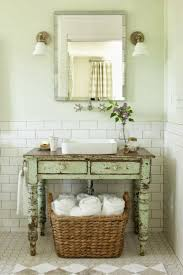Shabby chic bathroom ideas is one of the best idea to remodel your bathroom  with foxy design 12