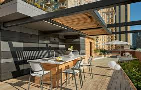 roof deck design. 7 Design Lessons To Learn From This Awesome Roof Deck In Chicago // Define The Contemporist
