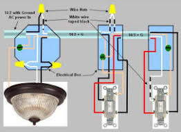 how to wire a 3 way switch 3 Way Light Wiring Diagram 3 way switch wiring diagram power enters at light fixture box, proceeds to wiring diagram for 3 way light