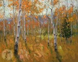 Картина – Autumn – Gregory Packard – купить с доставкой по России.  Размещена 2016-12-22 16:00