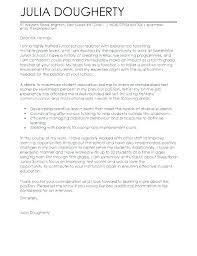 Tutor Cover Letter Sample Teacher Cover Letter For New Teachers Teaching Cover