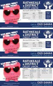 Education Loans Rathkeale District Credit Union