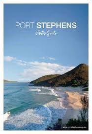 Tide Chart Port Stephens Port Stephens Visitor Guide 2019 By Destination Port