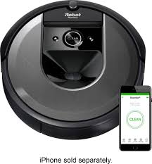 <b>iRobot Roomba i7</b> Wi-Fi Connected Robot Vacuum Charcoal ...