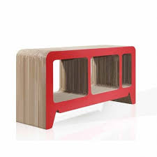 Modern Cardboard Furniture for your Eco Friendly Room Design home