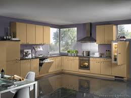 kitchen color ideas with wood cabinets. Brilliant Cabinets Modern Light Wood Kitchen And Color Ideas With Cabinets A