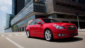 2014 Chevrolet Cruze Clean Turbo Diesel - Review