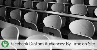 Facebook Custom Audiences By Time Spent On Site