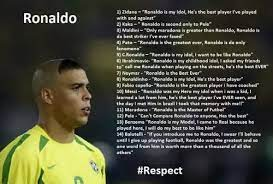 20 powerful cristiano ronaldo quotes to ignite your inner fire. Was Brazilian Ronaldo Much More Talented And Better Than The Likes Of Messi And Cristiano Ronaldo Quora
