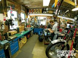 ... Images About Motorcycle Diy Motorcycle Garage: Incredible Motorcycle  Garage ideas ...