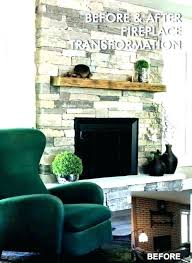 refacing fireplace with stone veneer decoration amazing rustic wood fireplace mantels ideas adhere on stacked stone