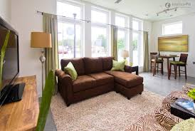 Sofa For Small Living Rooms Inspiration Ideas Living Room Design Ideas Brown Sofa With Simple