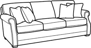 couch clipart black and white. Interesting Couch Png Library Download Flexsteel Furniture Browse Sofas Sleepers And  Loveseats Vector Freeuse Sofa Clipart  And Couch Clipart Black White I