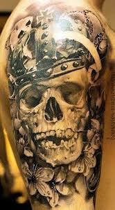 Skull Tattoos For Men 2014 3 Tetováni Tätowiertinte