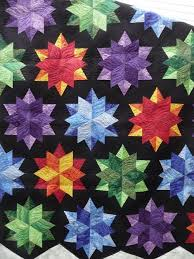 20 best Night sky images on Pinterest | Night skies, Jaybird ... & Lou Burns of my LQS, The Quilt Store, here in Broomfield Colorado made this  beautiful Jaybird's Night Sky quilt! Lou chose bright primary colored  batiks on ... Adamdwight.com