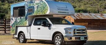 Truck Camper Rental Model - Cruise America