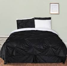 comforters sets pintuck plush comforter set by hudson street only 99 99