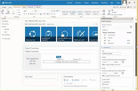 Create Sharepoint Site Template Create Your Own Project Site Template In Sharepoint 2013