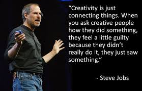 Steve Jobs Quotes Adorable Creativity Boost Steve Jobs Quote