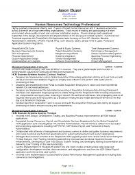 Hris Resume Sample Best Hris Resume Sample Hris Analyst Resume Commonpenc RS Geer Books 1