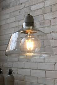 scandinavian lighting. Concrete Top Glass Light - Scandinavian Styling B29da6d0-526a-47af-8762-6d08cfdc1c43 Lighting T