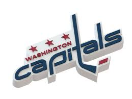 3D Printed Washington Capitals logo by Ryšard Poplavskij | Pinshape