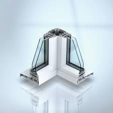 0 8 u value solution pvcu baypole window