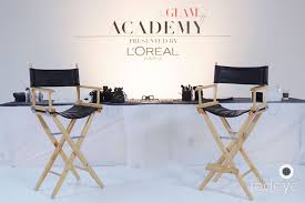 miami fl may 8 2017 the glam app presented their miami academy with l oreal paris at splashlight studios the academy featured live makeup