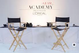 the academy featured live makeup tutorials by l oreal paris makeup artist sir john