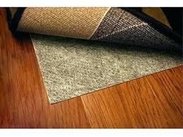 8 x rug pad all n one felt 8x10 pads for hardwood floors area non slip