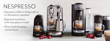 coffee machines nespresso. Delighful Coffee Nespresso Espresso Machines To Fit Any Space Or Style Gourmet Coffee In  VertuoLine Intended Coffee Machines Nespresso