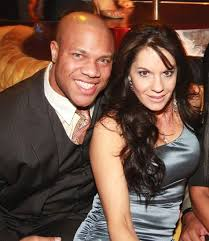 Mr. Olympia Phil Heath and his wife, Jennie Heath | VegasNews.com - Las  Vegas News