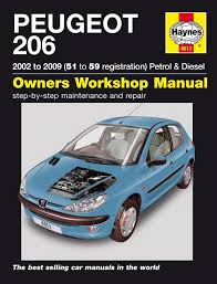 peugeot 206 engine diagram manual peugeot image haynes manual 4613 peugeot 206 1 1 1 4 1 6 2 0 l lx glx