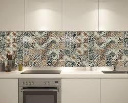 nikea kitchen wall tile