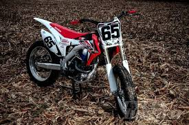 how to build a honda crf450r flat tracker racing motorcycle