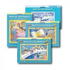 Music for Little Mozarts Level 3 – Three Book Plus Flash Cards Set -  Lesson, Discovery, Workbook and Flash Cards - Walmart.com - Walmart.com