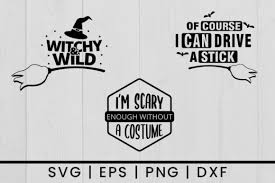 Find the large collection of 3100+ halloween background images on pngtree. Halloween Scary Witch Graphic By Damasyp Creative Fabrica