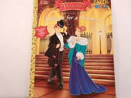 image is loading new golden books anastasia press out paper doll