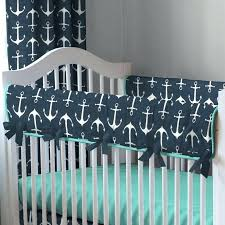 anchor baby bedding anchor baby bedding 2 image of large anchor crib bedding hot pink anchor
