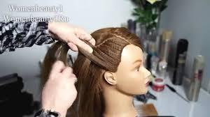 eye shadow video easy prom hairstyles for long hair bridal hairstyle tutorial with bridal hairstyle on tutorial in hidi urdu stani