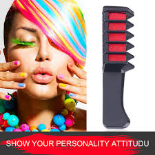mini hair dye b disposable personal salon use professional crayons for hair color chalk hair dyeing tool