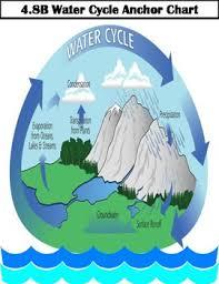 4 8b Water Cycle Anchor Chart