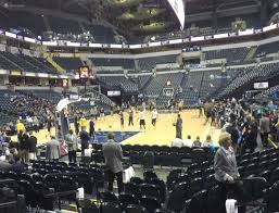 Bankers Life Fieldhouse Virtual Seating Chart Bankers Life Fieldhouse Section 9 Seat Views Seatgeek