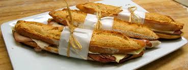 Image result for paris baguette sandwich