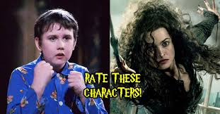 Rate These Harry Potter Characters And We'll Sort You Into A Hogwarts House!
