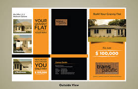 Entry 7 By Muhf4 For Design A Brochure For A Builder