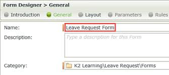 Building The Leave Request Application V1 (Basic Version)