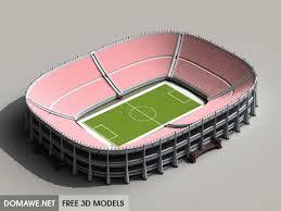 Ohio Stadium 3d Seating Chart Football Stadium 3d Model Free Download Sportsbookservice03
