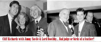 Image result for cliff richard and savile